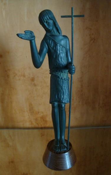 Jean Lambert Rucki Cubist Art Deco Bronze Joan Of Arc