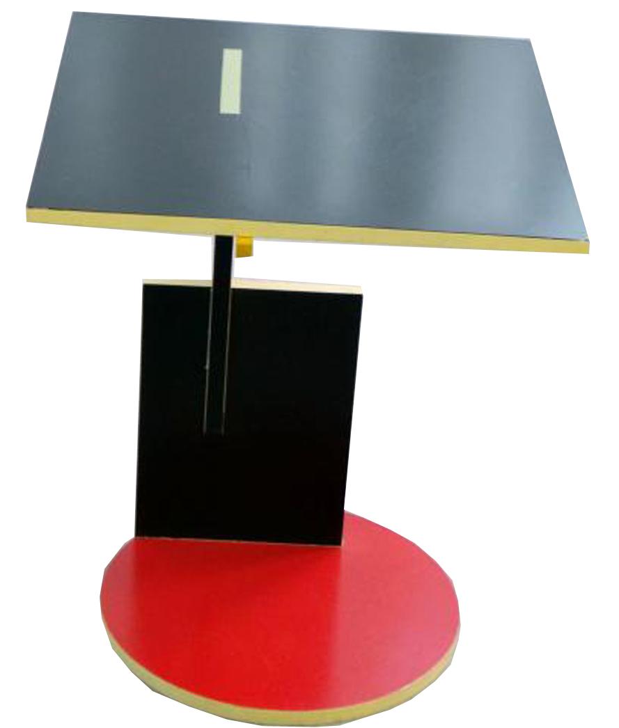 Schroeder Table by Gerrit Rietveld | Modernism
