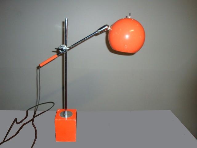 Robert Sonneman Articulating Arm Desk Lamp Modern | Modernism