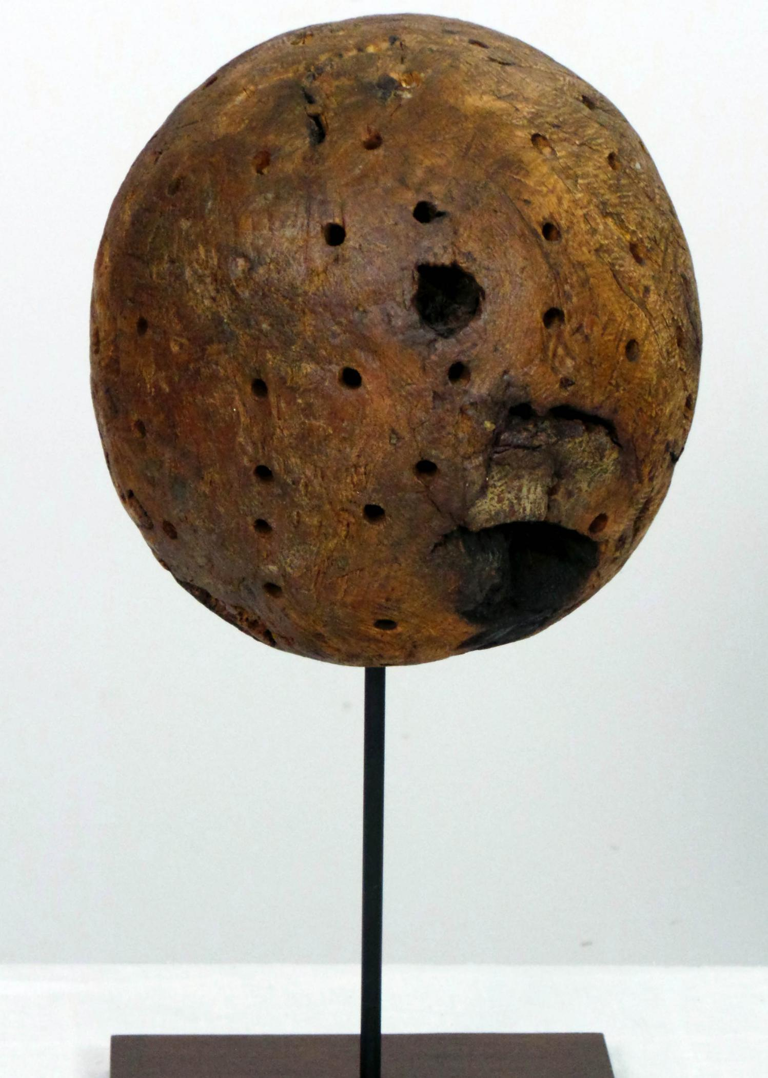 19th Century Spanish Bowling Ball Modernism
