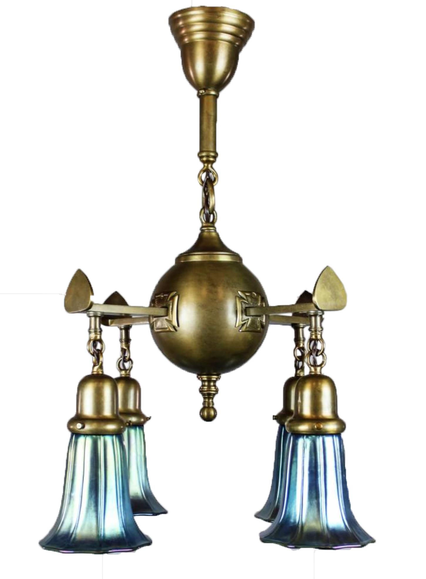 Antique Light Fixtures Victoria Bc Vintage Vancouver James R Moder Crystal Chandelier