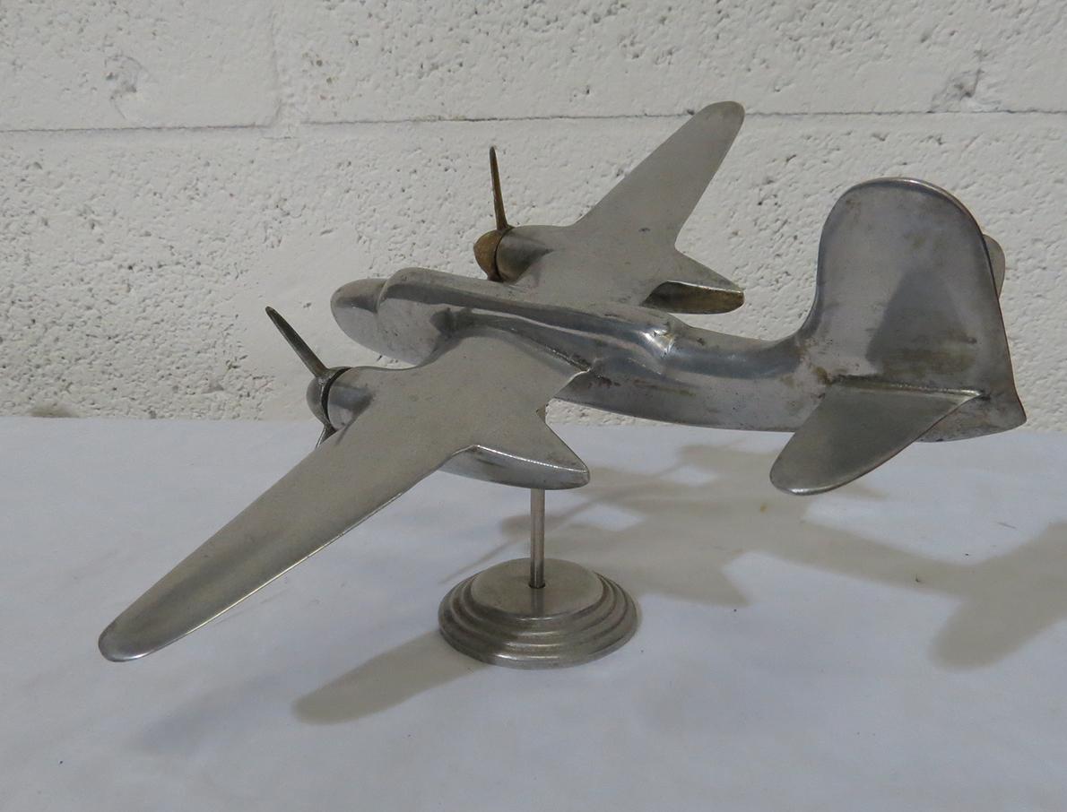 Vintage Airplane Model 110