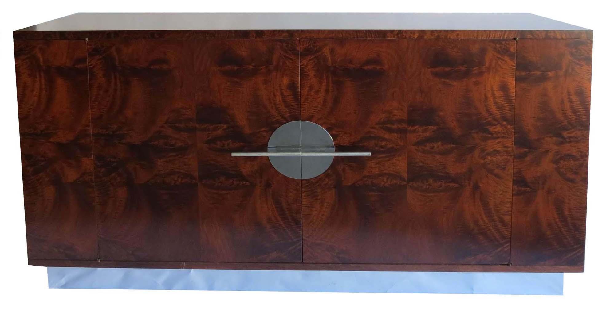 American Art Deco Walter Dorwin Teague Sideboard Modernism