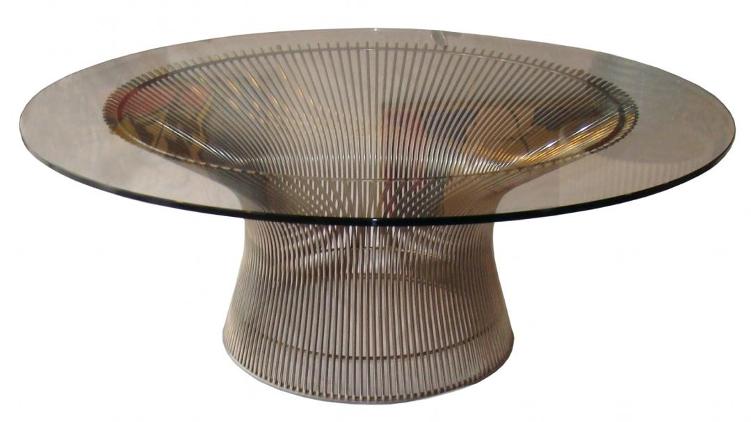 Iconic Warren Platner Coffee Table Modernism