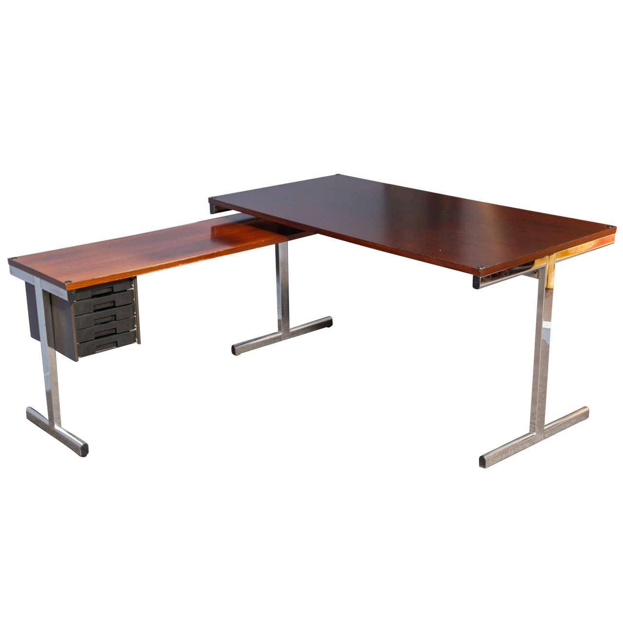 executive desk from mim mobili italiani moderni modernism