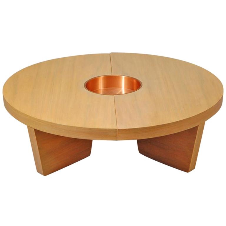 Harvey Probber Nuclear Coffee Table