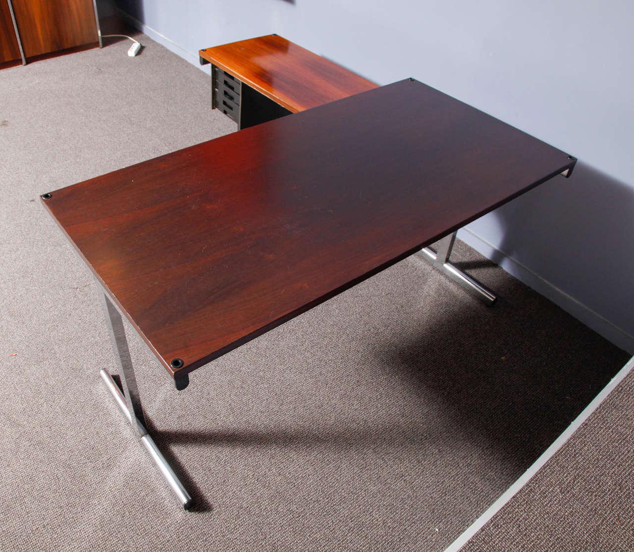 Executive desk from mim mobili italiani moderni modernism - Mobili italiani design ...