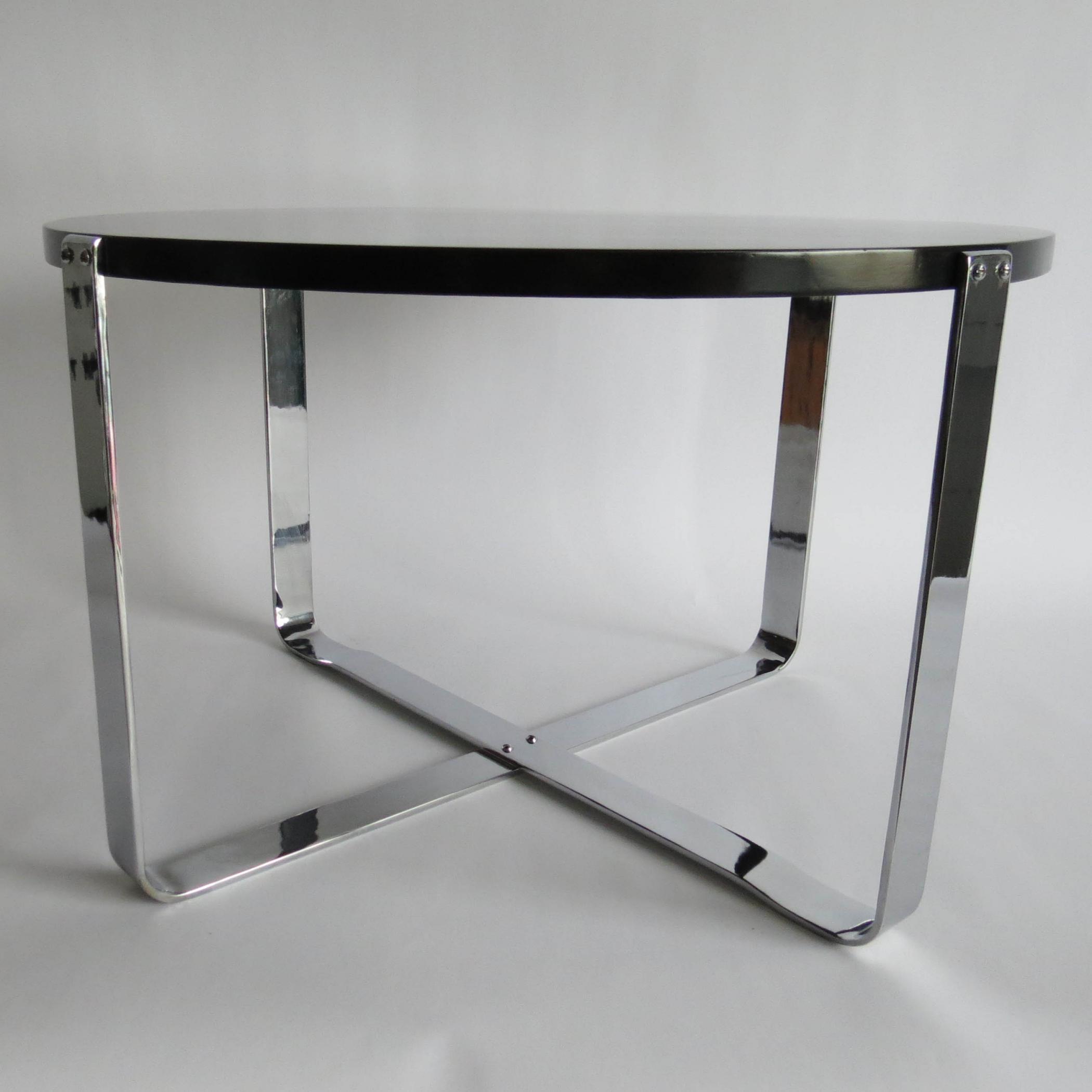 American Art Deco Coffee Table