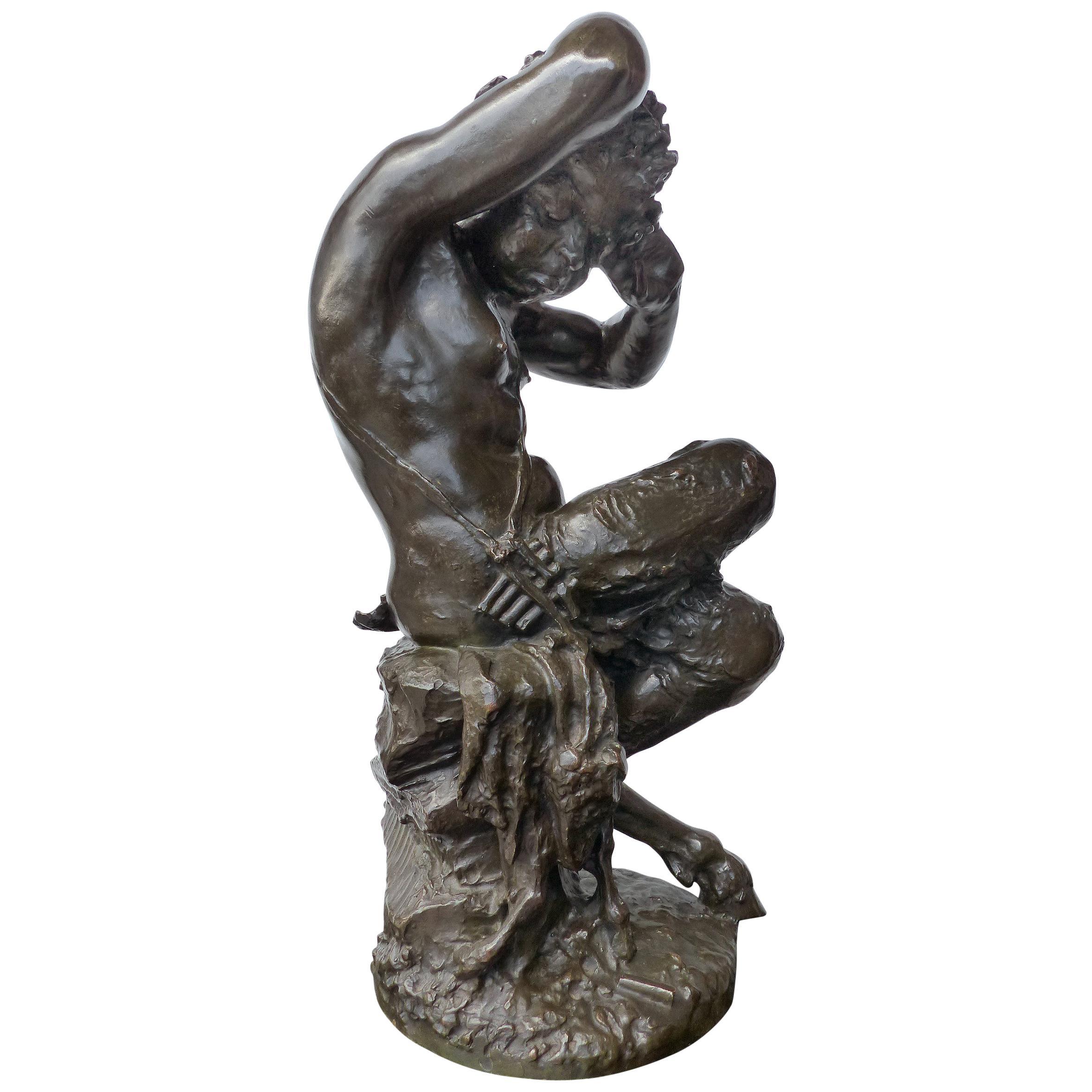 Sagittarius Bronze Sculpture - DAQUA Interiors