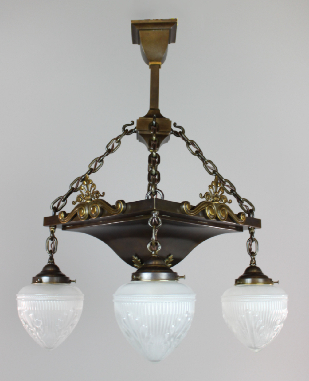 Edwardian arts and crafts 4 light fixture modernism edwardian arts and crafts 4 light fixture arubaitofo Gallery