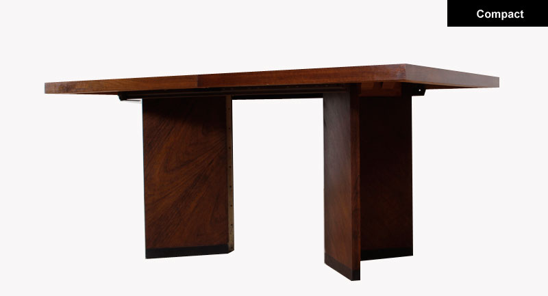 Brutalist Dining Table By Lane