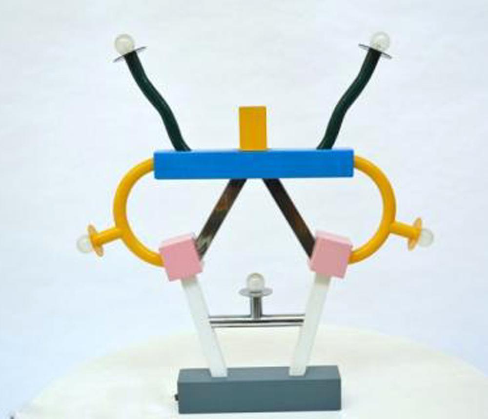 Lamp Ashoka Ettore Sottsass Memphis Modernism