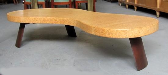 Paul Frankl Big Foot Coffee Table American Art Deco
