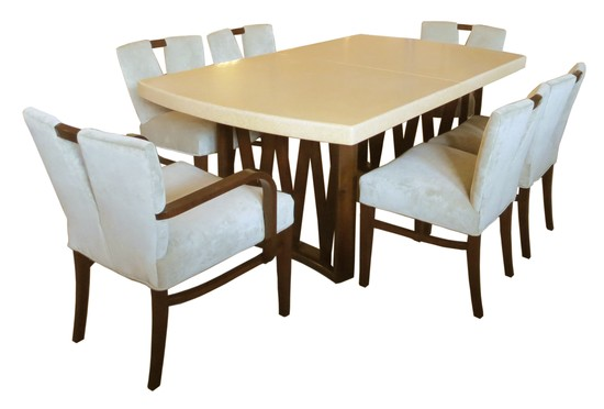 Dining room furniture cork