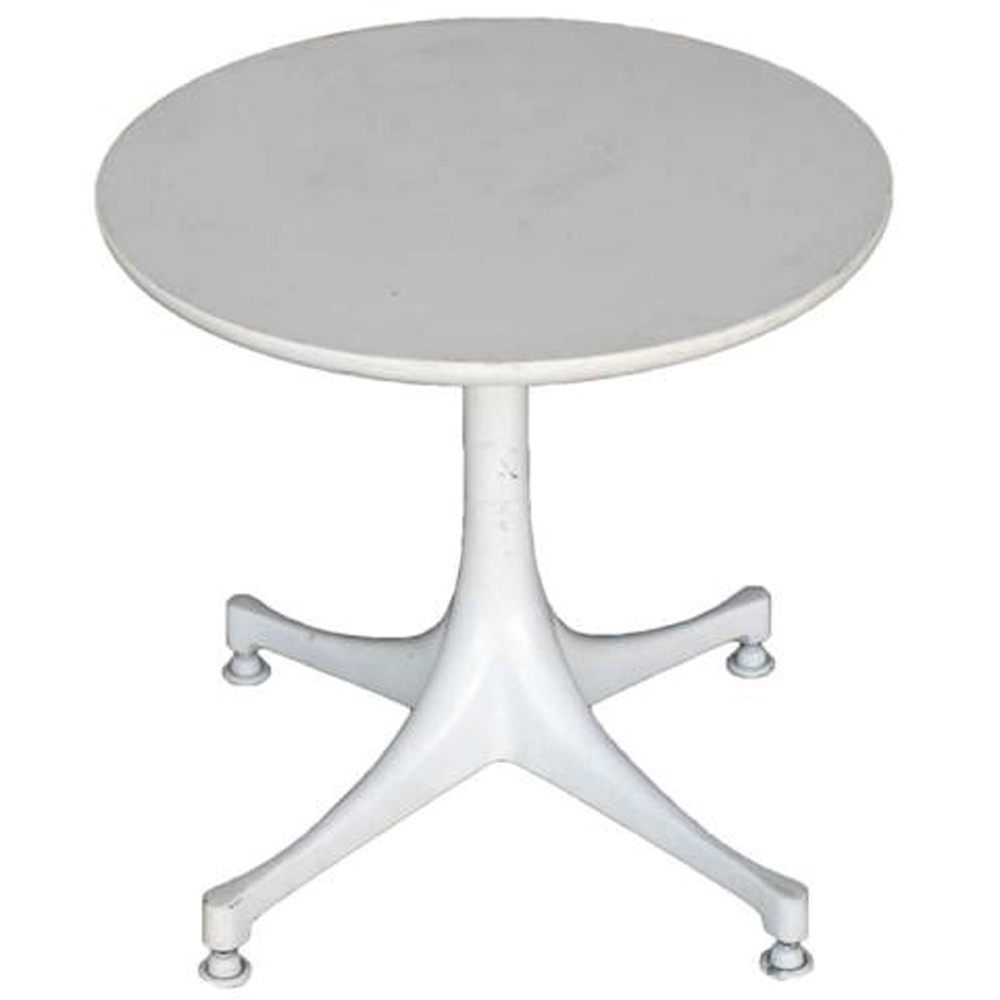 Pedestal Table By George Nelson For Herman Miller