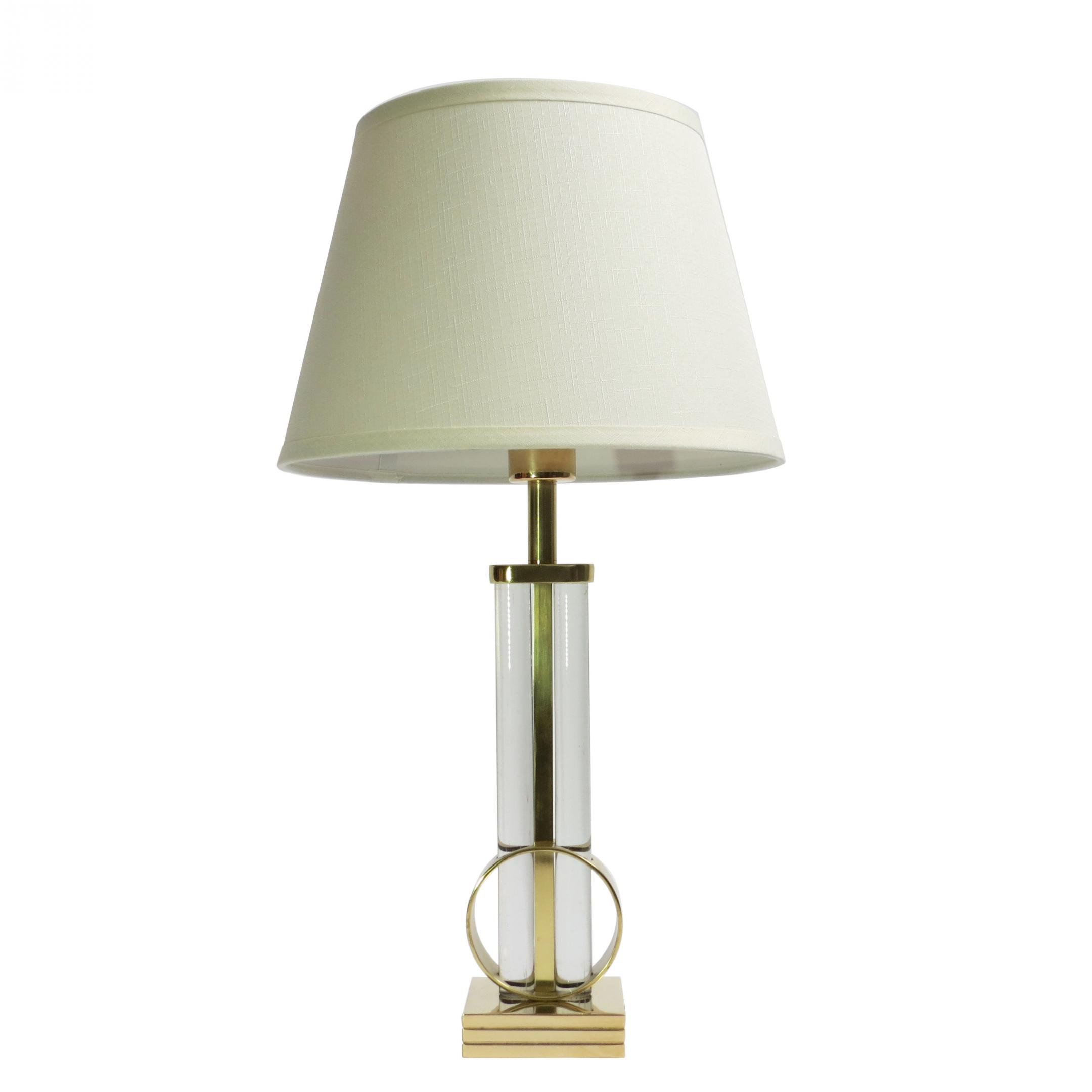 This american art nouveau table lamp is no longer available - Gilbert Rohde American Art Deco Table Lamp