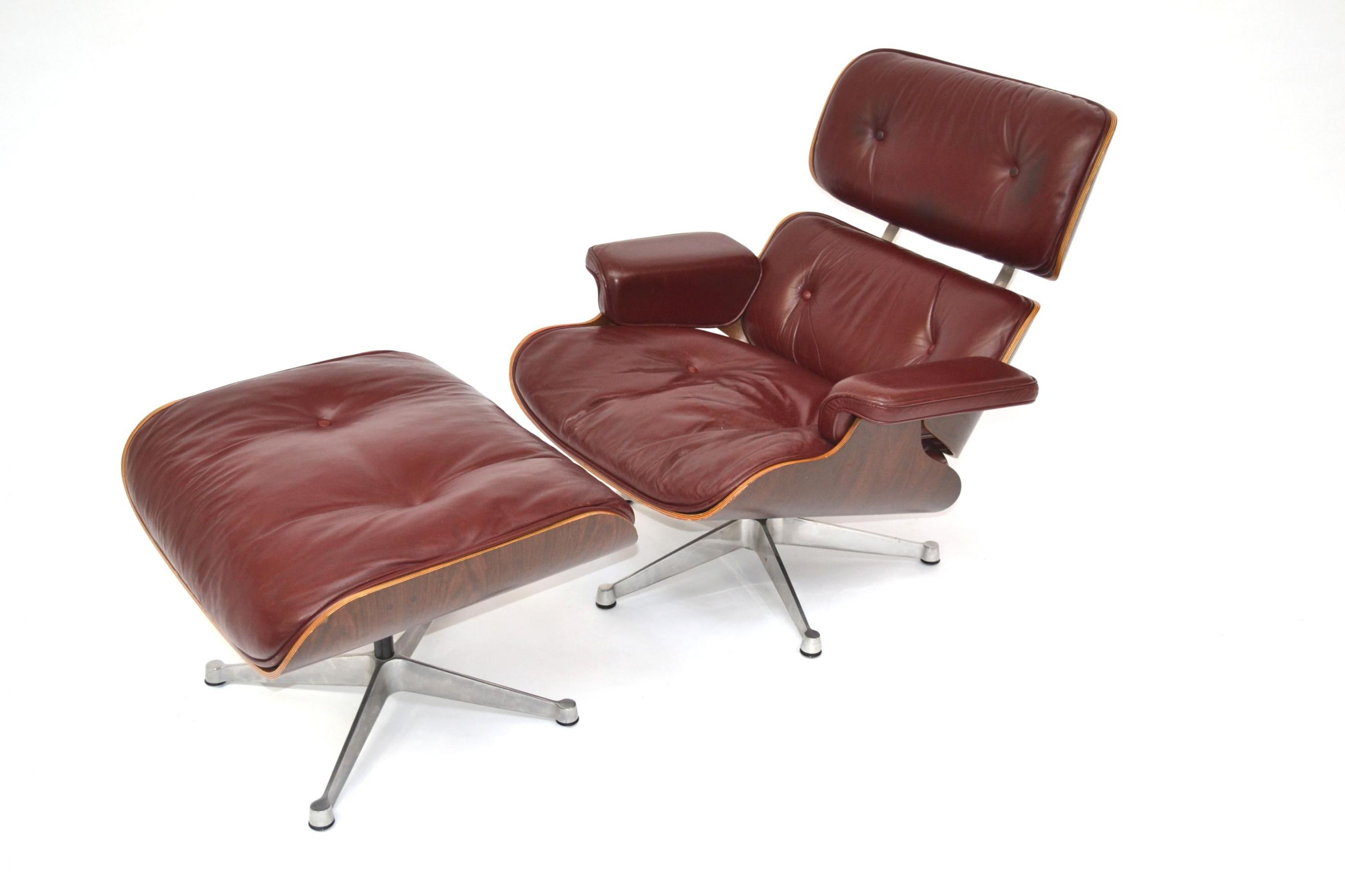 lounge chair charles eames icf modernism. Black Bedroom Furniture Sets. Home Design Ideas