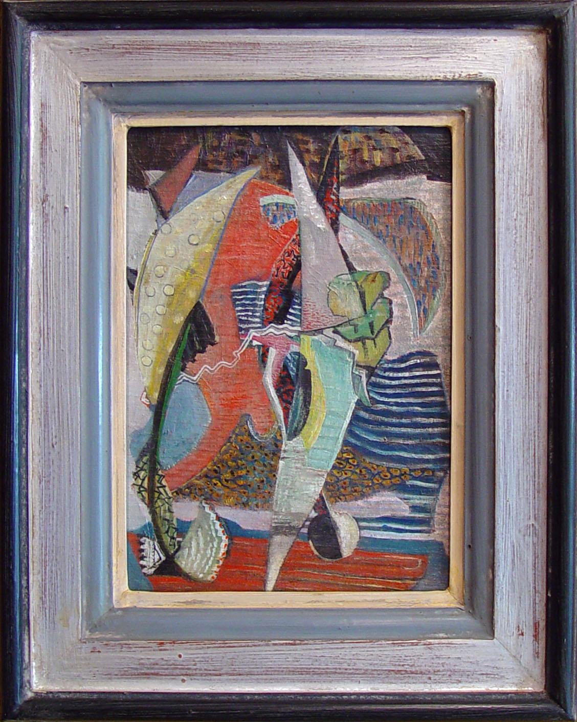Composition By Janos Martinsky Modernism