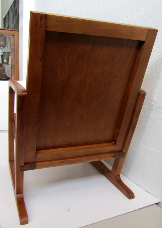 Kem Weber American Art Deco Arm Chair For Mueller
