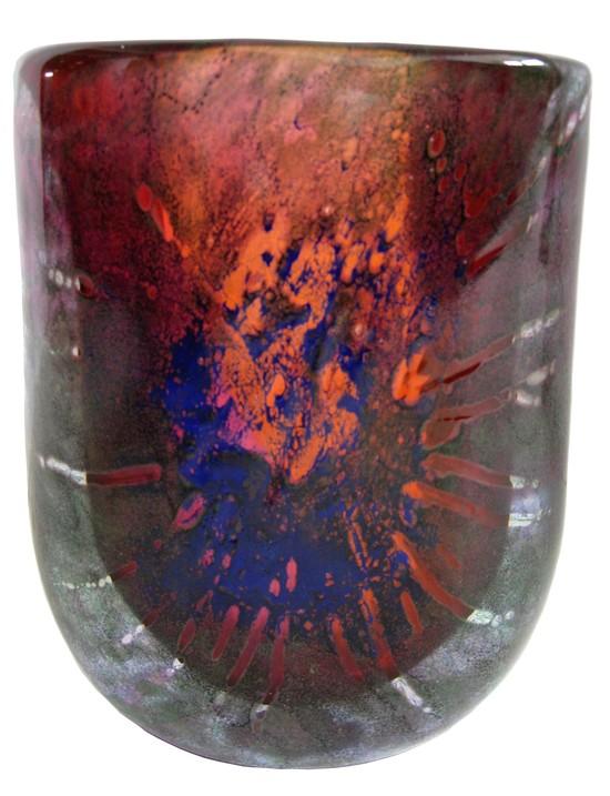 Kosta Boda Vase By Goran And Ann Warff Modernism