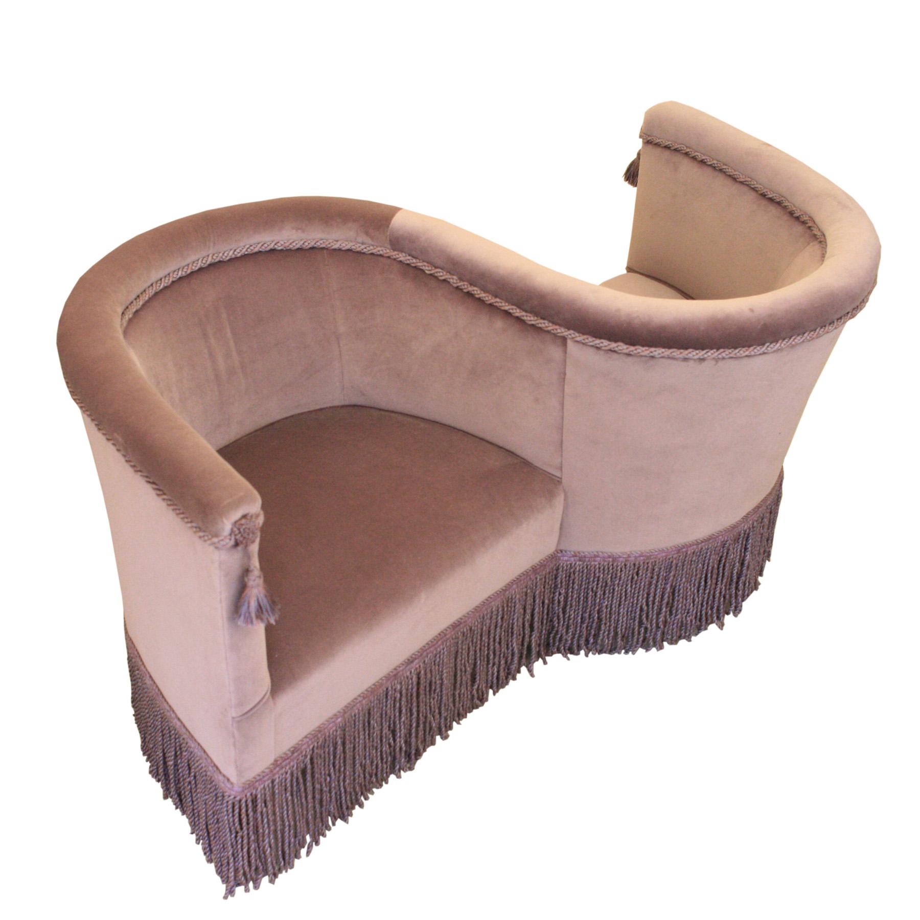 love chair by vincenzo menegatti  modernism - love chair by vincenzo menegatti