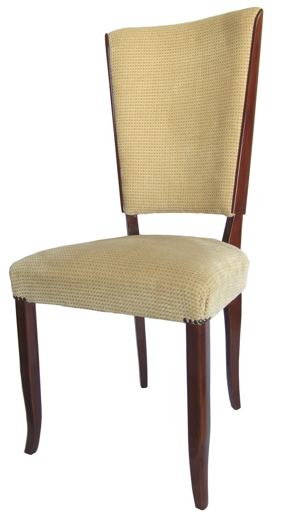 french art deco mahogany dining chairs art deco dining chair