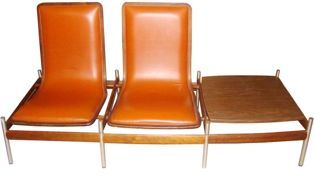 Mid Century Modern Seating Module Modernism