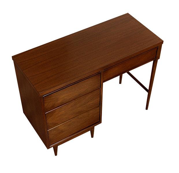 Restored Mid Century Modern Lenoir House Desk