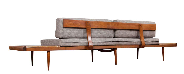 Adrian Pearsall Daybed Sofa Modernism