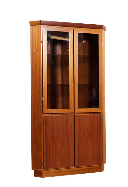 Mid Century Modern China Cabinet