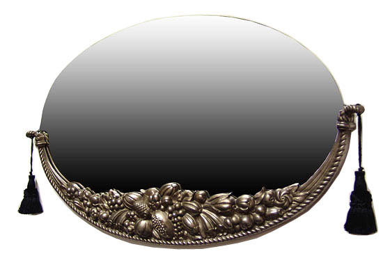 Petito French Art Deco Wall Mirror | Modernism