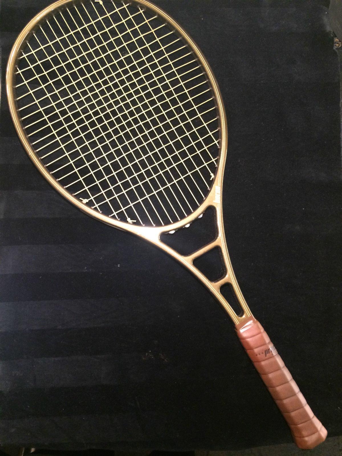 Vintage Prince Boron Tennis Racket Modernism