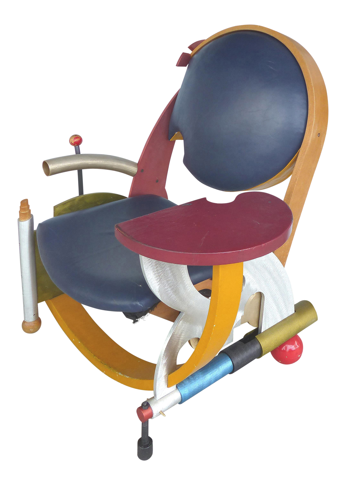 Post Modern -Howards Chair- By Jay Stanger 1989