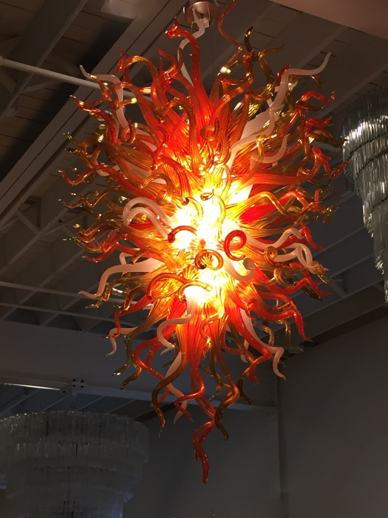 sale own chihuly little our chandelier are pin times blue sculpture the for when things