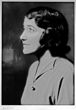 Vera Andrus Lithograph