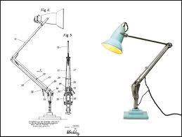 Cawardine Anglepoise lamp