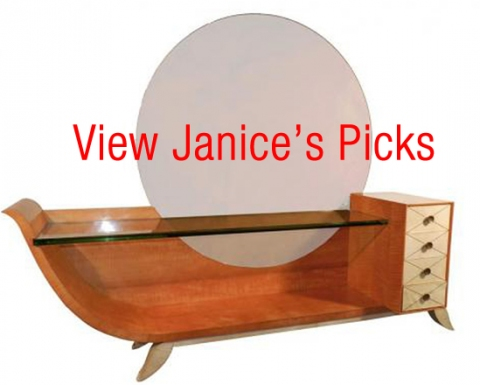 modernism janice picks