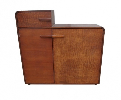 Russell Wright For Heywood Wakefield Cabinet Modernism