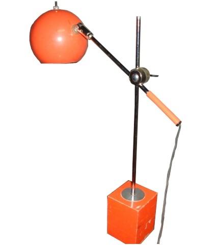 Robert Sonneman Articulating Arm Desk Lamp Modern Modernism