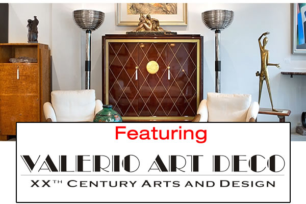 featuring valerio art deco website from modernism