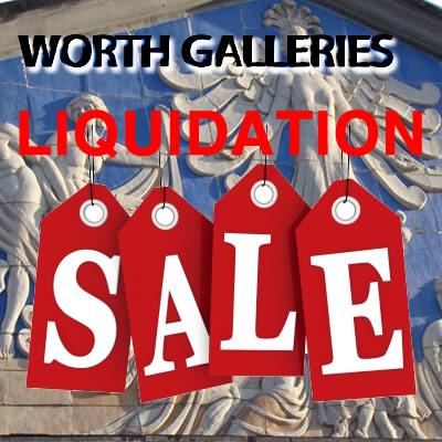 worth galleries on modernism